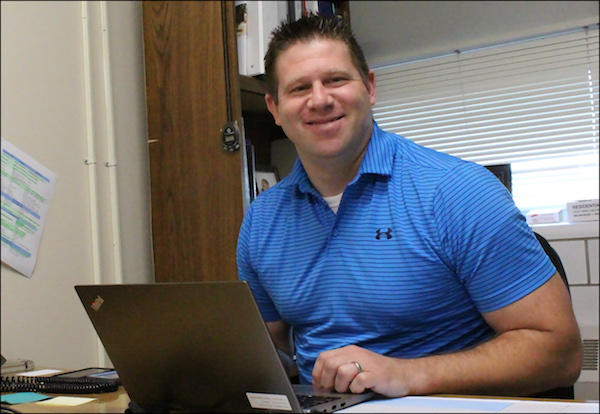 Q&A with Elmwood School's New Principal, Mr. Matthew Lerner