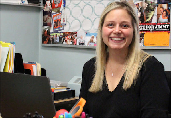 Q&A with Elm's New Assistant Principal, Ms. Ashley Groeneveld