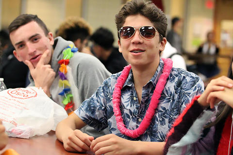 Hawaiian Day