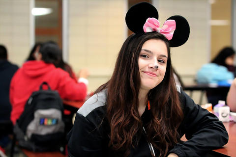 Character Day: Dress Up as a Disney Character