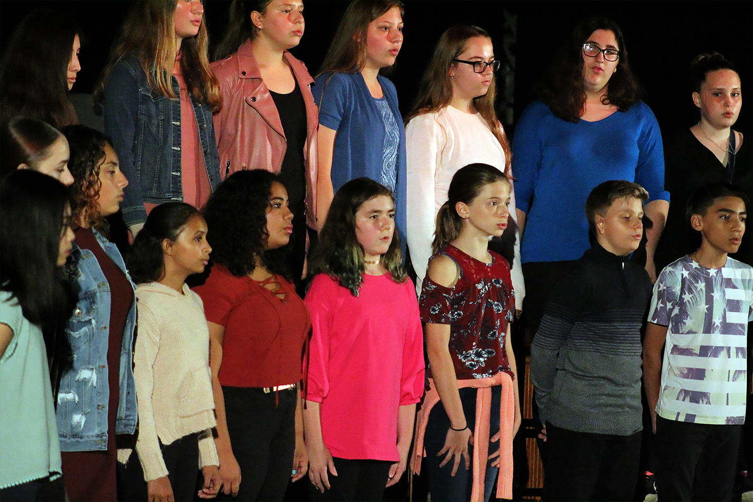 Elm Choir, Kaleidoscope Concert 2018