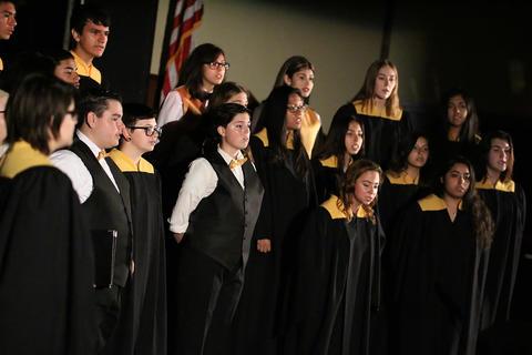 EPHS Concert Choir