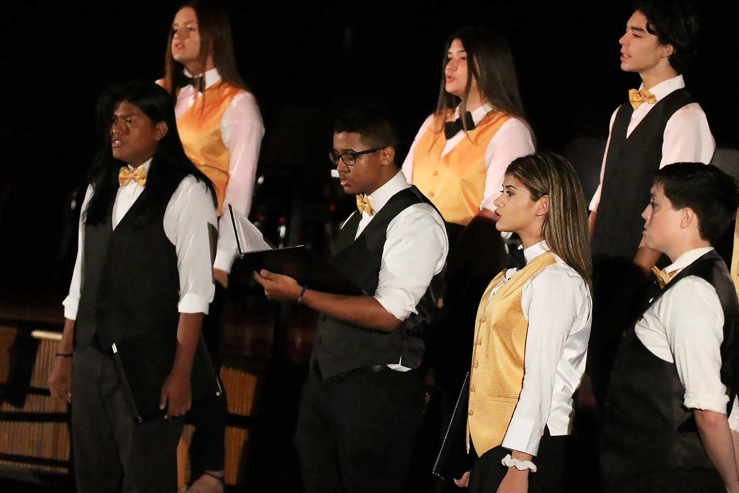 EPHS Swing Choir, Kaleidoscope Concert 2018