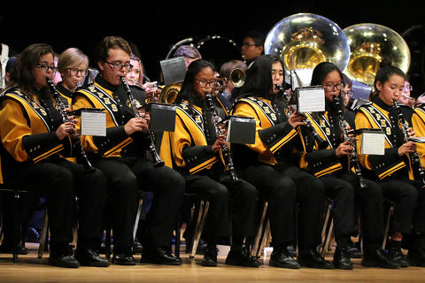 EPHS Marching Tigers