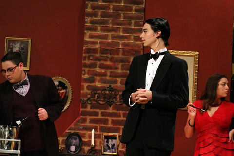 "2018 EPHS Fall Play, ""Clue: On Stage"""