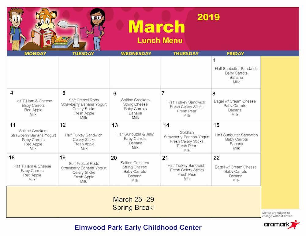 ECC, April 2019 lunch