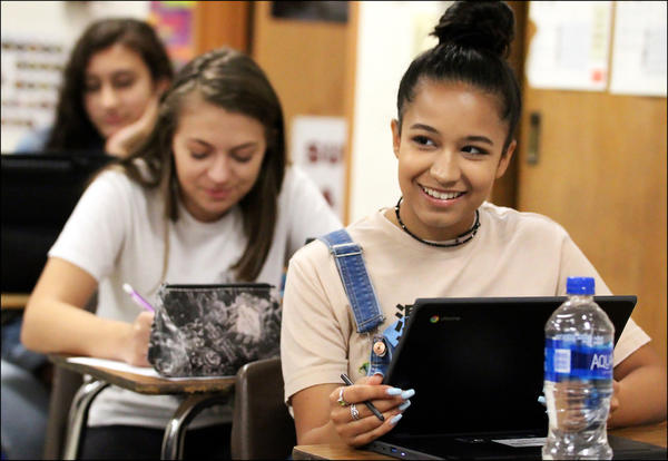 Strong core academics have resulted in another EPHS appearance in U.S. News' annual listing of top public high schools.