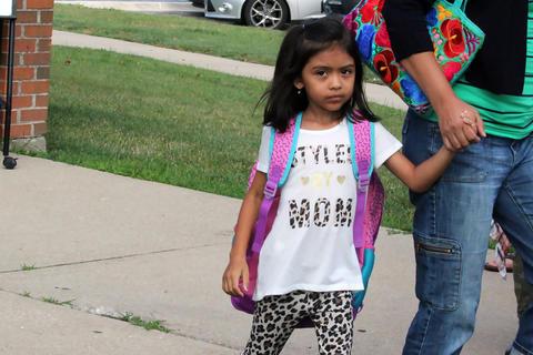 ECC first day of school, Aug. 14, 2019