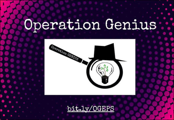 Operation Genius logo