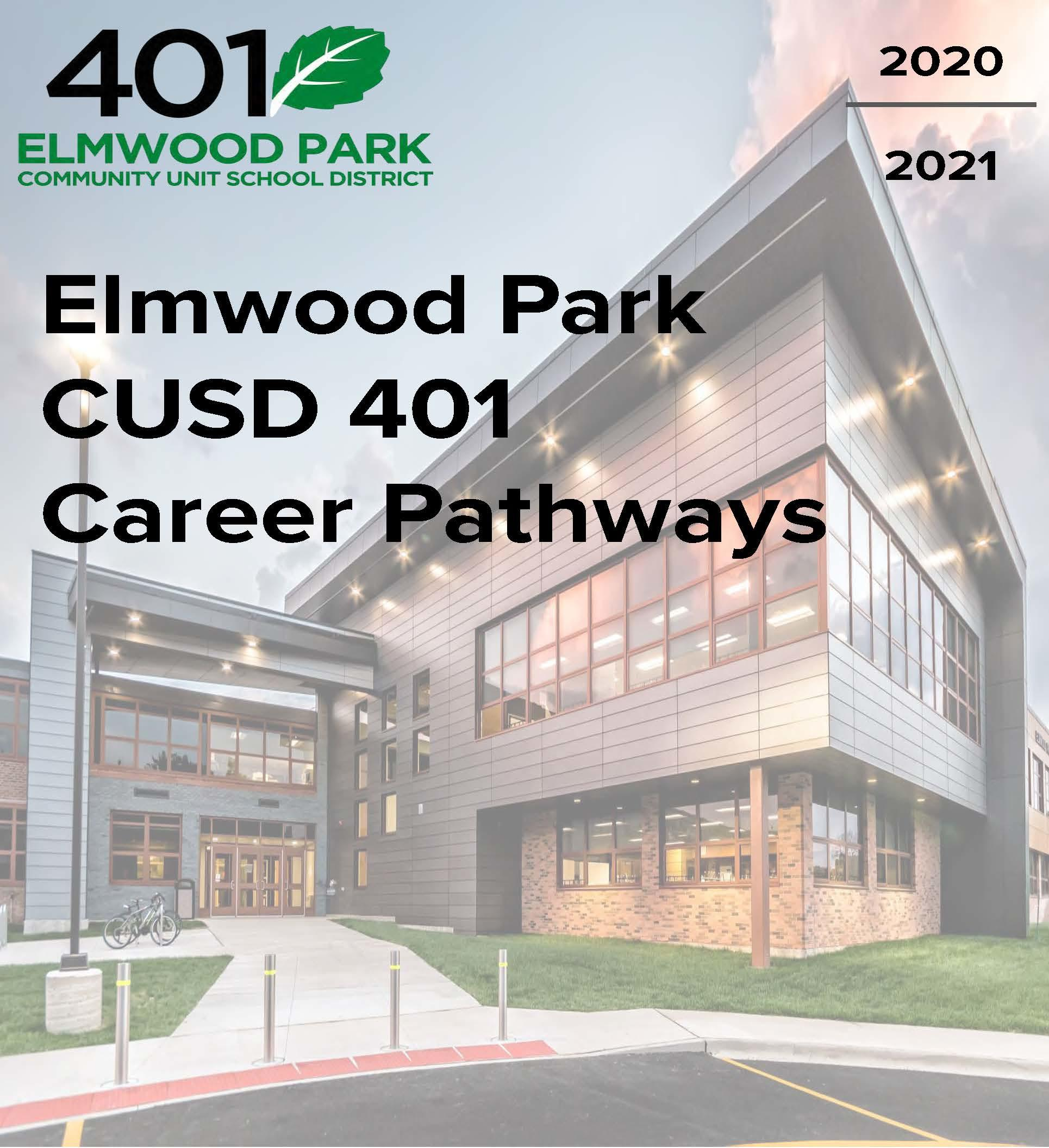 2020-21 Career Pathways Guide, cover page