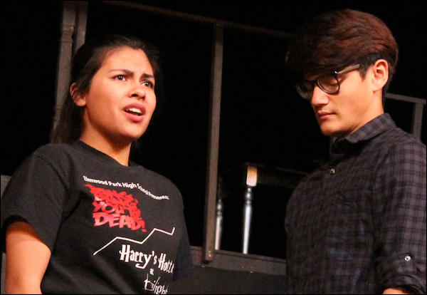 Spring Musical Preview: They're Creepy, Kooky and Ready for EPHS!