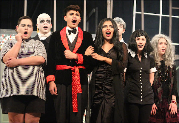 "Spring Musical 2017: Photos from ""The Addams Family,"" Pt. 1"