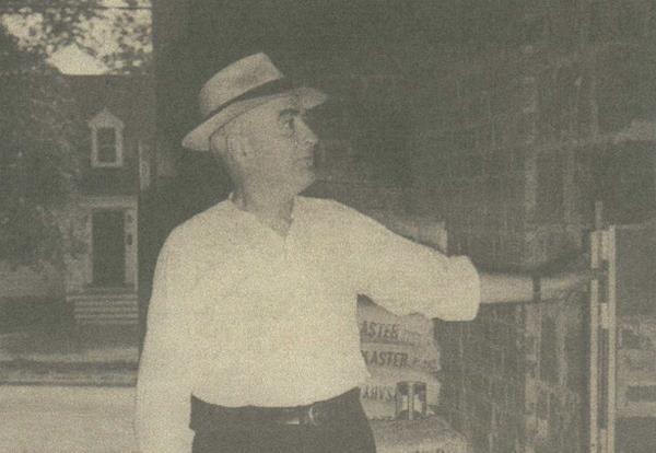 1944-1948 Fr. Mullarkey - The Master Builder