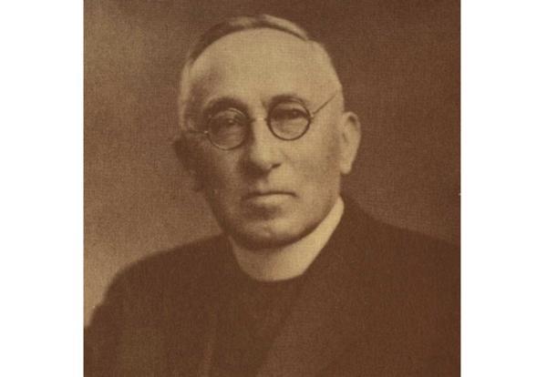 1910-1931 Fr. Van, Our Third Pastor