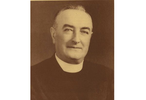 1931-1951 - Fr. Mullarkey, Our Fourth Pastor