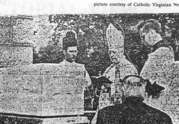 1951-1952 Enlarging the Church
