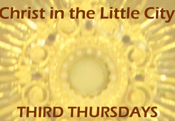 Join Us August 17 for Holy Hour