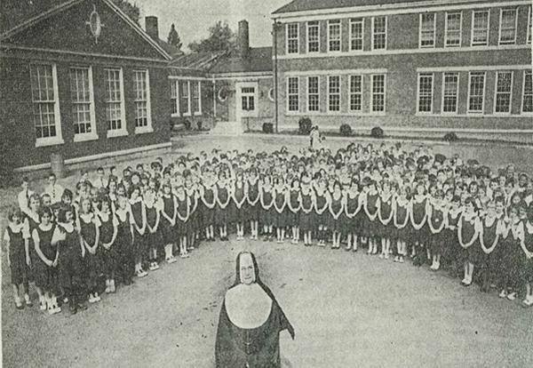 1950s – St. James School
