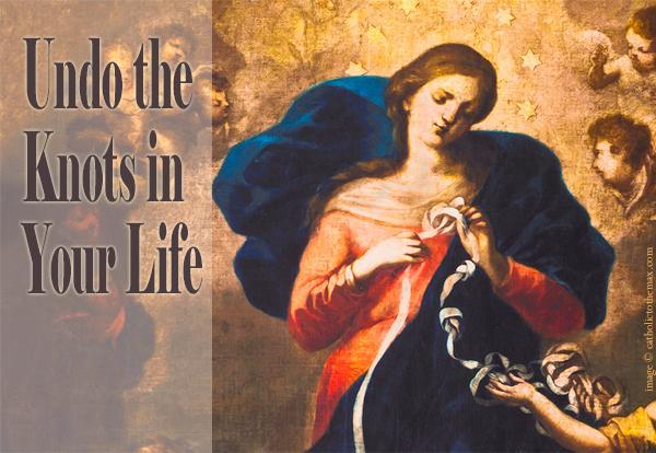 Undo Your Knots: Follow God's Will