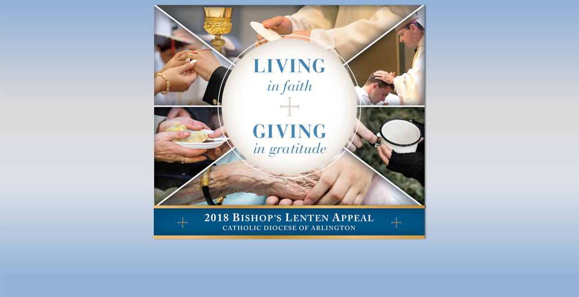 Support the Bishop's Lenten Appeal
