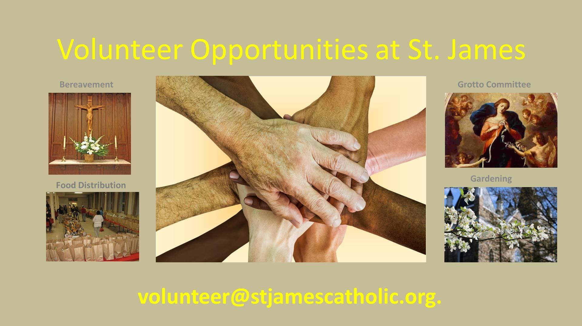 Welcome To Saint James Catholic Church Saint James Catholic Church