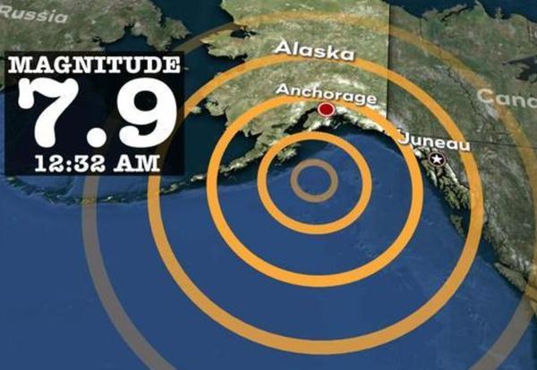 Prayers for the People of Anchorage