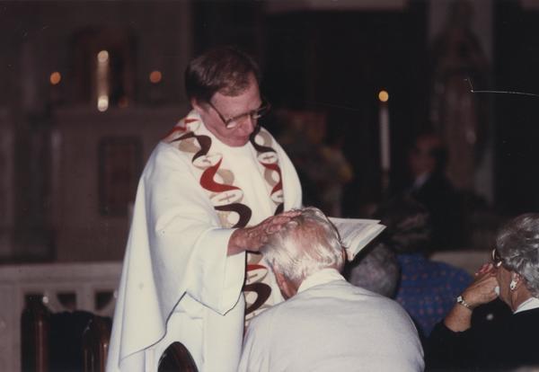 Father Brooks, Seventh Pastor - 1980-1990