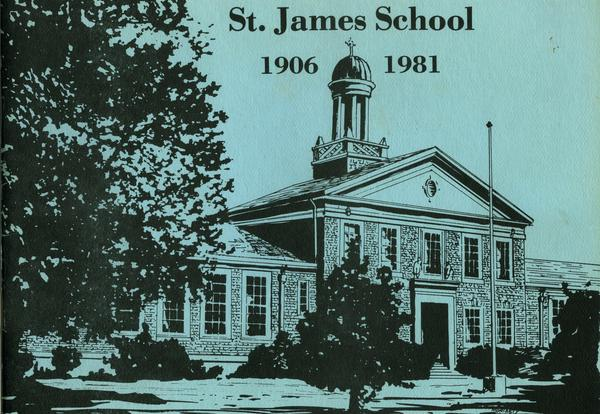 The 75th Anniversary of St. James School - 1981