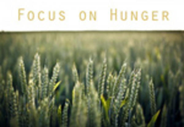 Focus on Hunger - Week 1