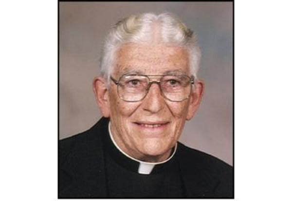 Father Cornelius O'Brien - Tenth Pastor of St. James - Died on September 7, 2019