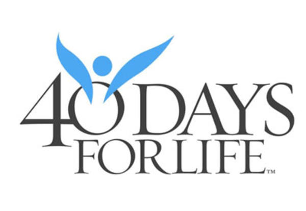 Get Involved in Forty Days of Life