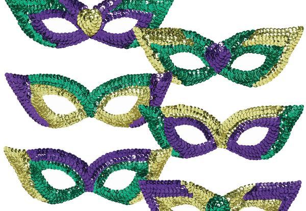 St. James Seniors' Mardi Gras Party