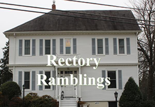 Rectory Ramblings Archive Updated
