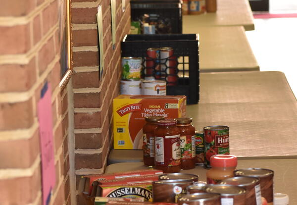 Check Out Photos from our Drive-Thru, Pop & Go Food Drive on May 30
