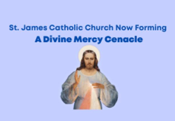 Forming A Divine Mercy Cenacle Meeting September 30th