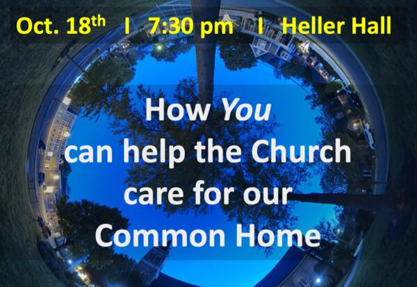 Care Creation Ministry Presentation October 18th