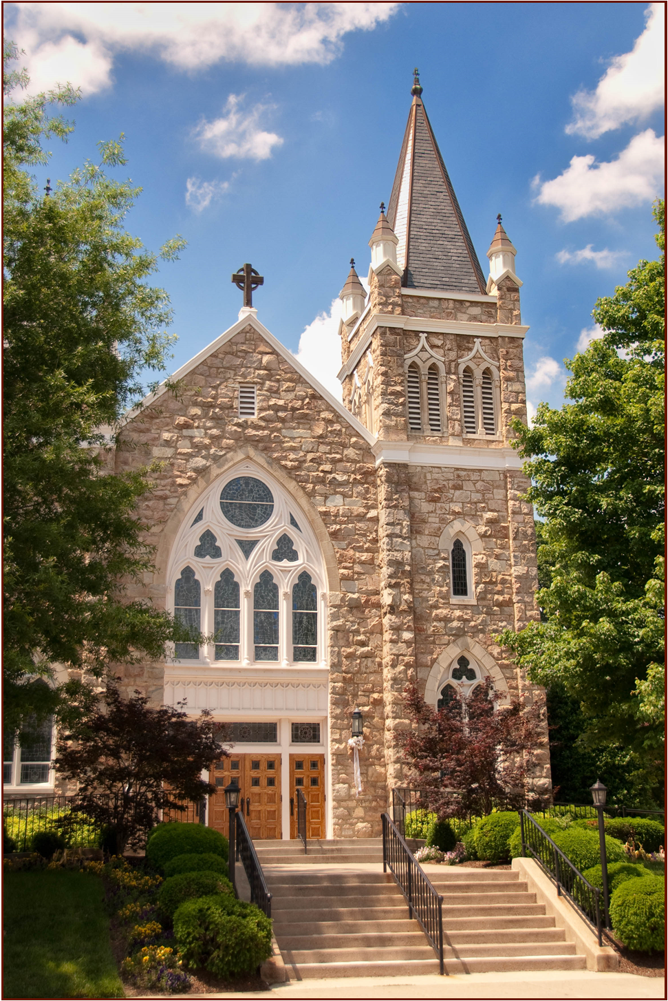 Easter Mass Schedule & Holy Week Live Streaming Links | Saint James