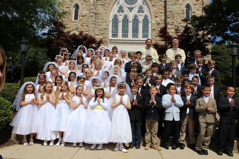 St. James Communion May 4, 2013