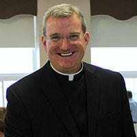 Very Reverend Patrick L. Posey, V. F., Pastor