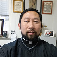 Photo of Reverend Augustine M. Tran