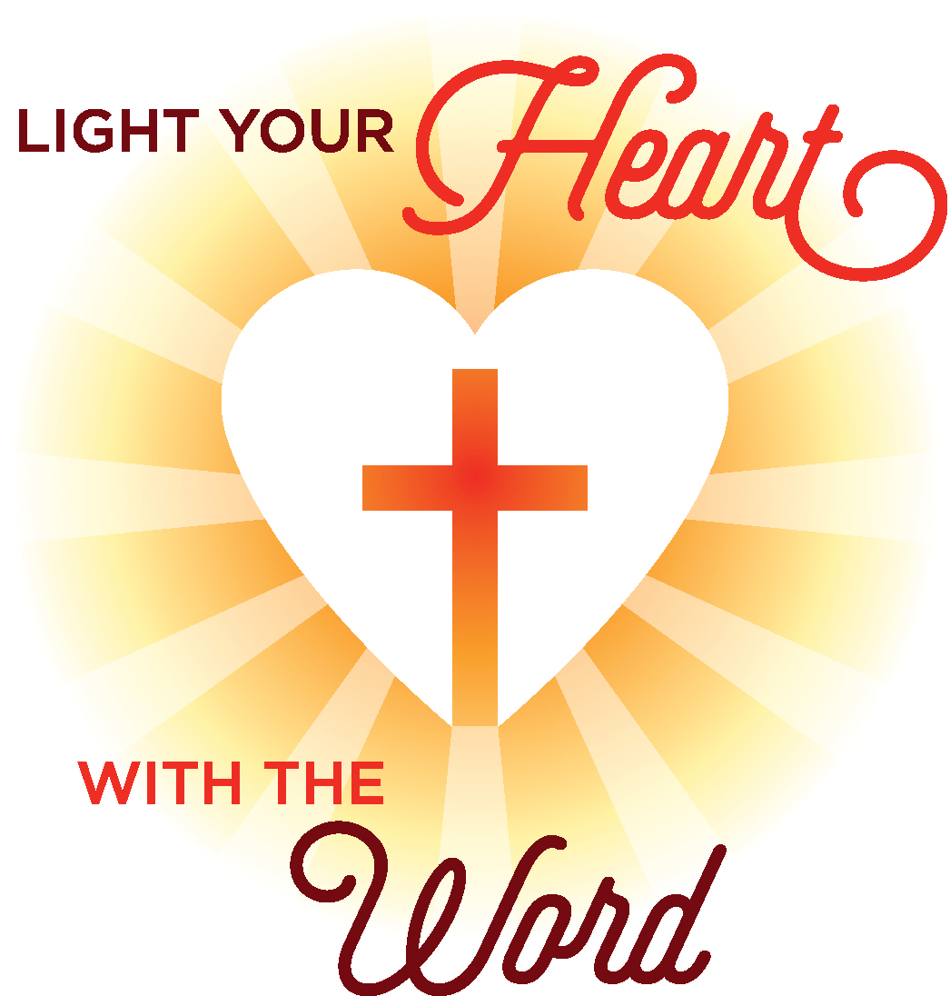 Light Your Heart With The Word Light Your Heart
