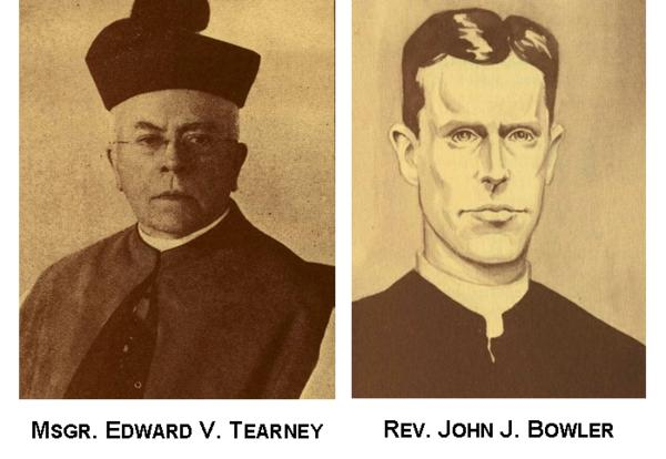 1892 – St. James Parish is Established