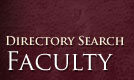 Directory Search Faculty