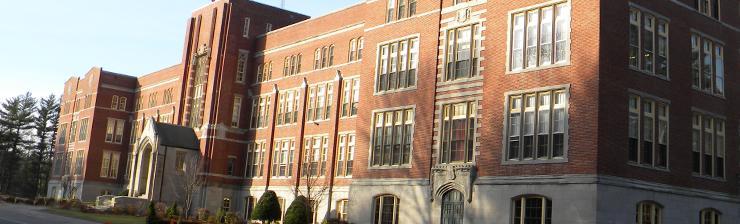 school exterior