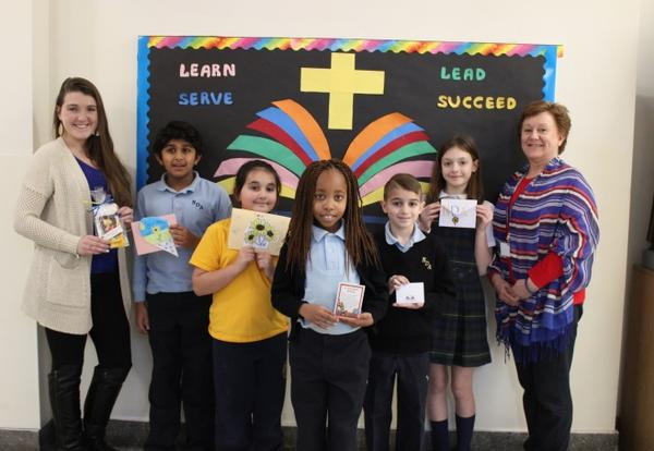 Academy Celebrates Catholic Schools Week