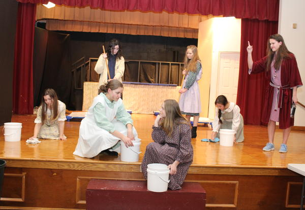 Academy Drama Guild Presents Classical Musical