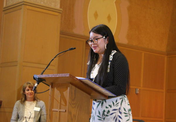 Year End Ceremonies Honor Students
