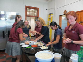 Spanish Cooking Class
