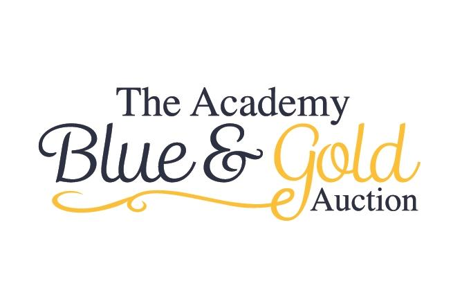 The Academy Blue & Gold Auction