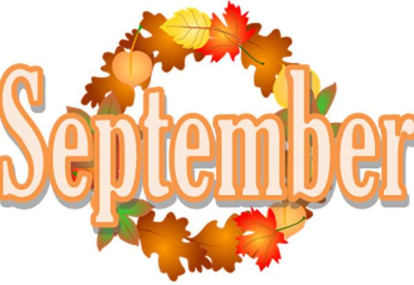 Holly Glen's September Newsletter